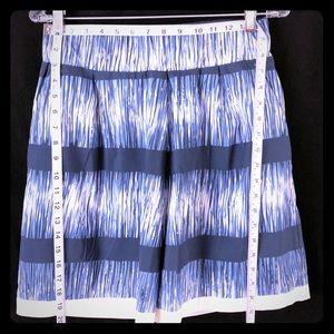 Banana Republic Med lined summer skirt a1